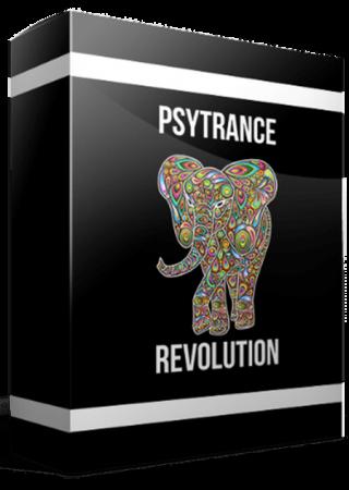 Evolution Of Sound Psytrance Revolution WAV MIDI FXP ALS