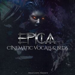 FL 133 Epica: Cinematic Vocals & Beds Sample Pack