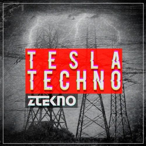 ZTEKNO Tesla TECHNO WAV MIDI PRESETS
