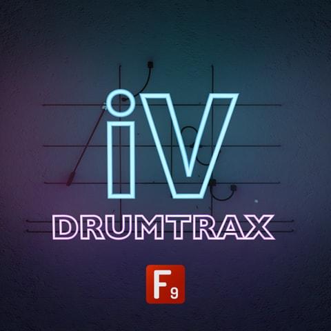 F9 Audio F9 Drumtrax iV 21st Century House WAV