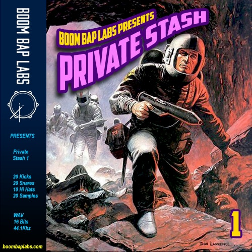 Boom Bap Labs Private Stash Vol 1-2 - Freshstuff4you