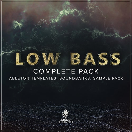 Studio Tronnic Low Bass Complete Pack Multiformat