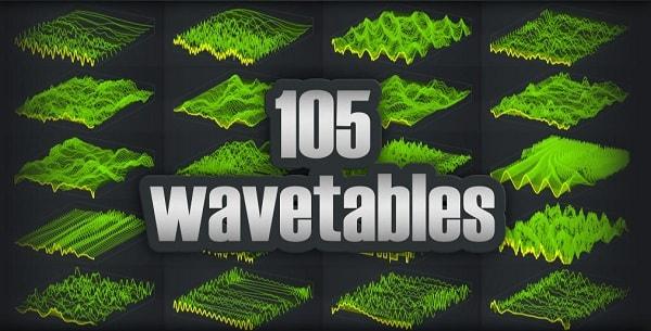 Oberheim 8000 - 105 Wavetables WT WAV - Freshstuff4you