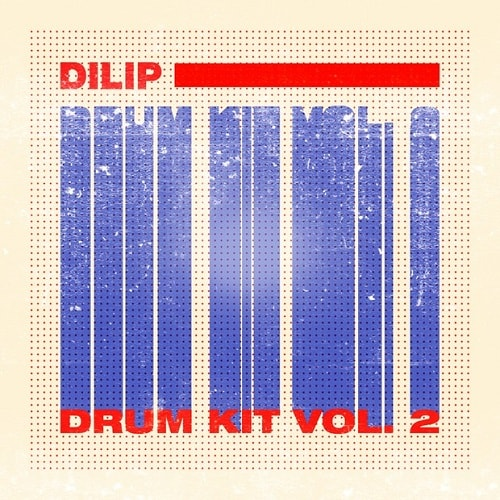 Yungdilip Dilip Drum Kit Vol 2 WAV - Freshstuff4you
