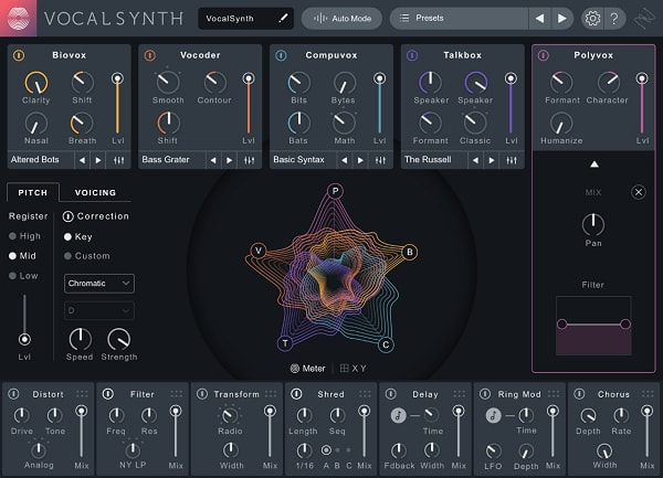 iZotope VocalSynth v2 00 Win & MacOSX - Freshstuff4you