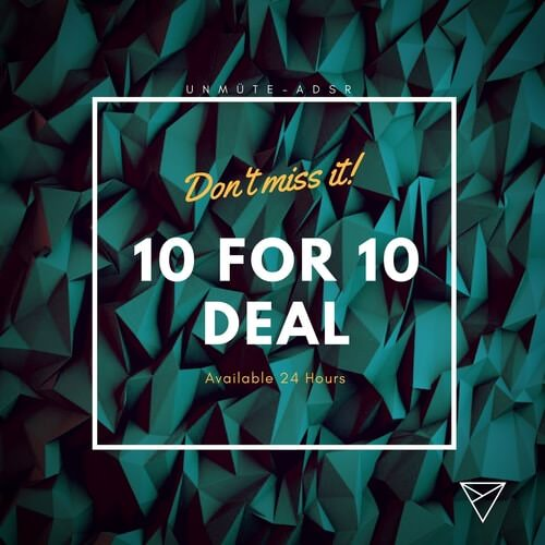 Unmüte 10 For 10 Bundle [WAV MIDI PRESETS]