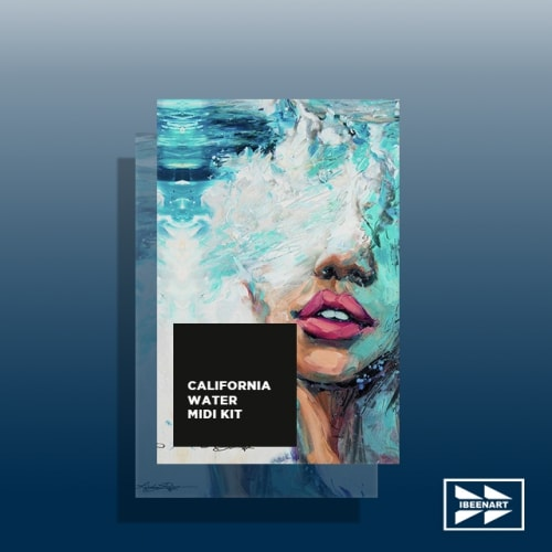 iBEENART - California Water (MIDI Kit) - Freshstuff4you