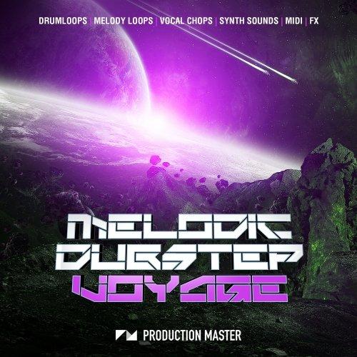 Production Master Melodic Dubstep Voyage WAV MiDi SERUM Presets