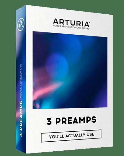 Arturia Pre Amps Bundle v 1 1 0 Win & Mac - Freshstuff4you