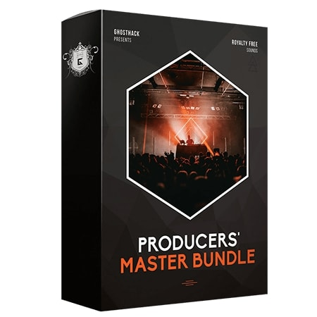 Ghosthack Producers Master Bundle - Freshstuff4you