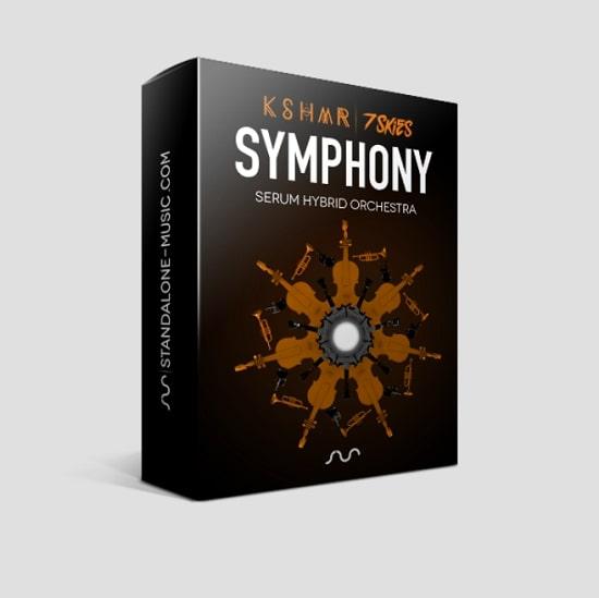 Standalone-Music Symphony - Serum Hybrid Orchestra By KSHMR & 7 SKIES