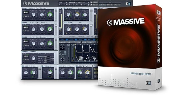 Native Instruments Massive v1.5.5 Win & MacOSX