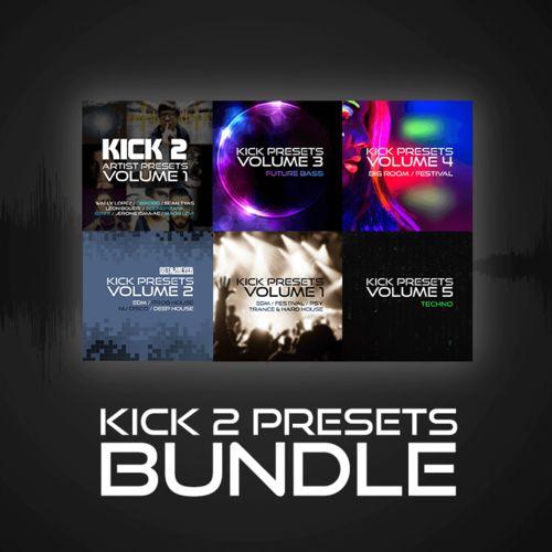 Sonic Academy Kick 2 Preset Bundle - Freshstuff4you