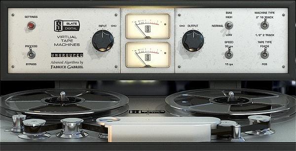 Slate Digital Virtual Tape Machine v1.1.17.2 VST2 VST3 AAX [WIN]