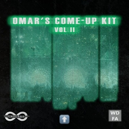 Omar's Come-Up Kit Vol  2 WAV - Freshstuff4you