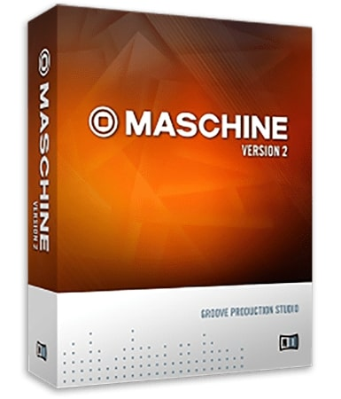 Native Instruments Maschine 2 v2 7 7 + Factory Library WIN