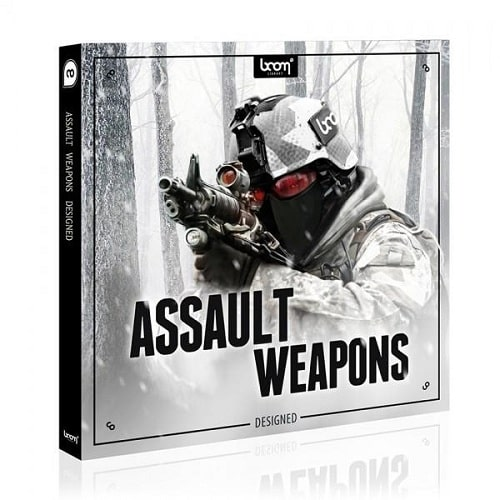 Boom Library Assault Weapons - Designed WAV