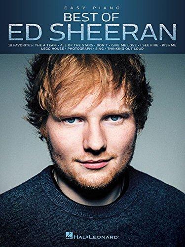Best of Ed Sheeran Songbook EPUB PDF
