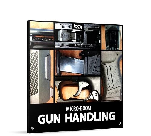 BOOM Library Gun Handling WAV