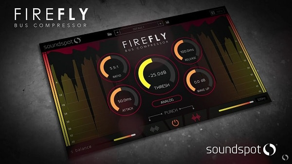 SoundSpot FireFly VST VST3 AU AAX v1 0 WIN & MAC - Freshstuff4you