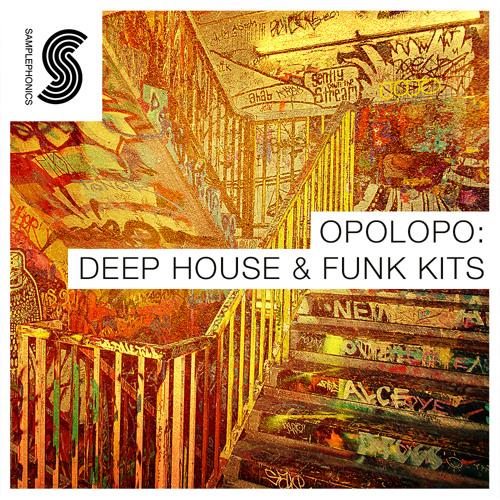 Samplephonics Opolopo Deep and Funky House Kits MULTiFORMAT