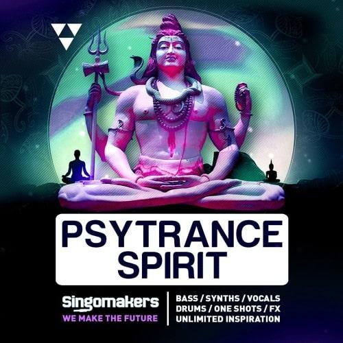 Psytrance Spirit WAV REX