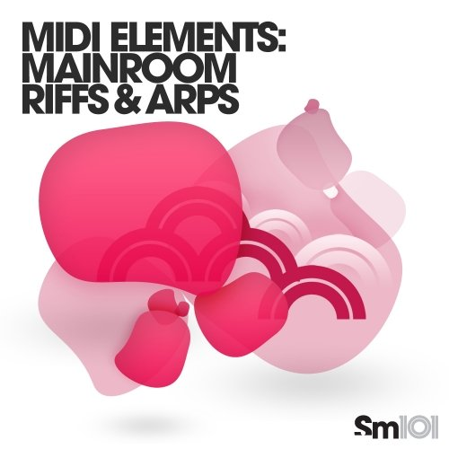 Mainroom Riffs & Arps MIDI