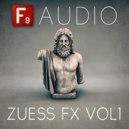 F9 Audio Zuess FX Vol.1 MULTIFORMAT!!!