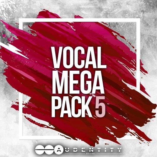 Audentity Records Vocal Linkspack 5 WAV MIDI PRESETS