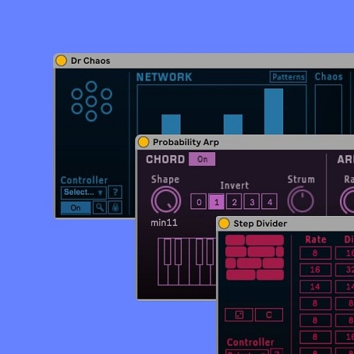 Probability Pack by Sonic Faction for Ableton Live 10 Suite