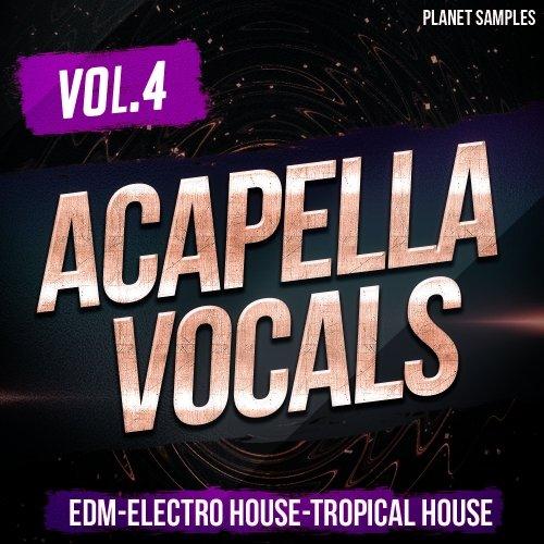 Acapella Vocals Vol.1-4 WAV MIDI