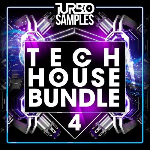 Turbo Samples Tech House Bundle 4 WAV MIDI - Freshstuff4you