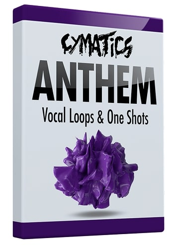 Cymatics Anthem Vocal Loops & One Shots WAV