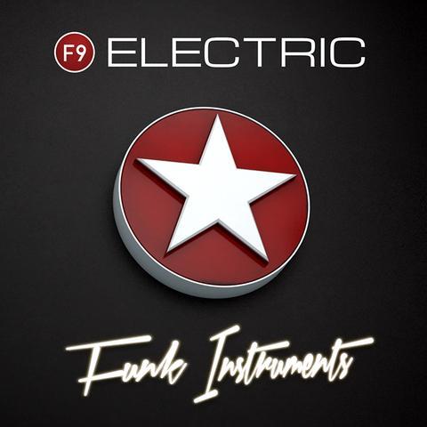 F9 Audio Electric Funk Instruments (Kontakt 5.8.1+)