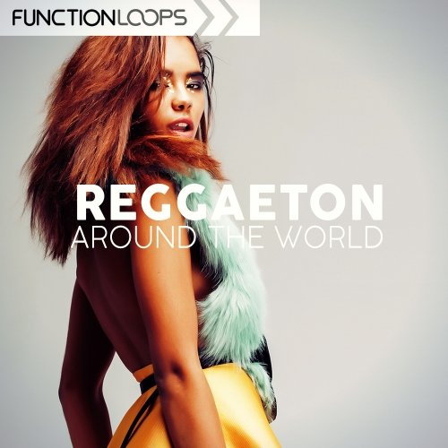 Reggaeton Around The World WAV MIDI PRESETS