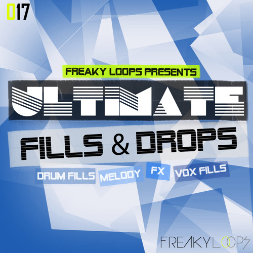 Ultimate Fills & Drops WAV