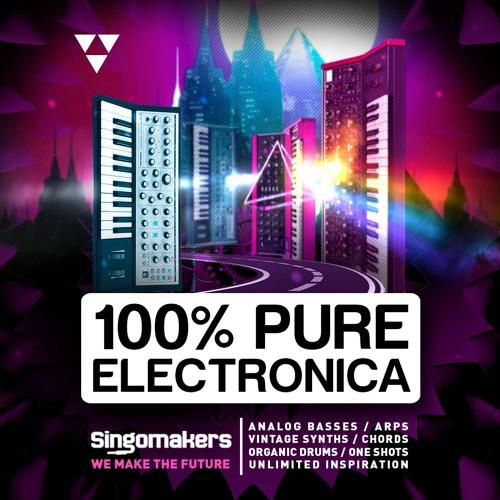 100% Pure Electronica WAV REX