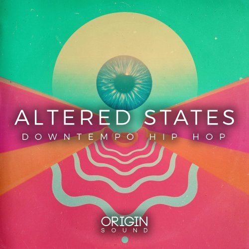Altered States - Downtempo Hip Hop WAV MIDI