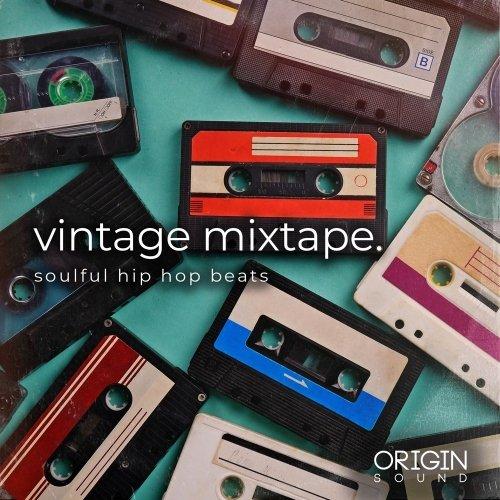 Vintage Mixtape - Soulful Hip Hop Beats WAV MIDI