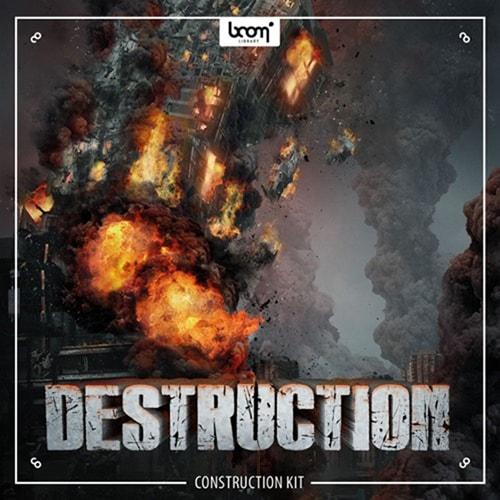 Boom Library Destruction - Designed WAV