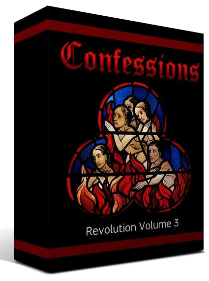 Evolution Of Sound Confessions Revolution Volume 3 WAV FXP FXB FLP ALP