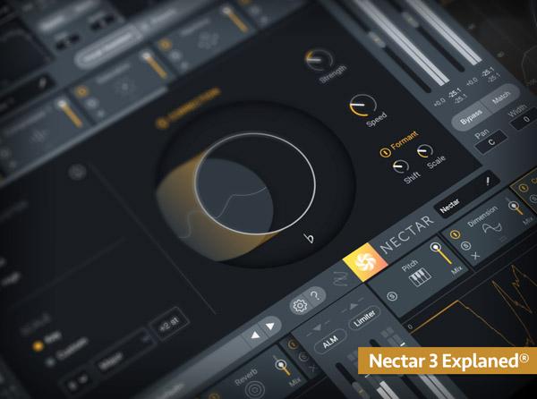 Groove3 iZotope Nectar 3 Explained TUTORIAL - Freshstuff4you