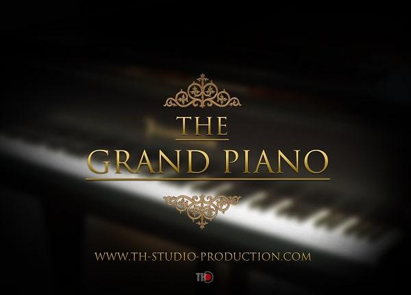 TH Studio Production THE GRAND PIANO KONTAKT LIBRARY - Freshstuff4you