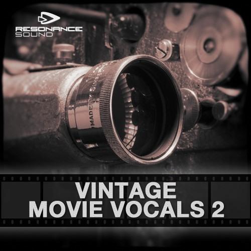 Resonance Sound Vintage Movie Vocals 2 MULTIFORMAT