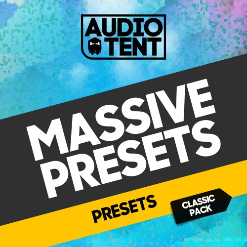 Audiotent Massive Presets NMSV - Freshstuff4you