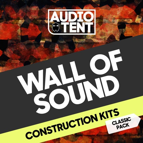 Audiotent Wall of Sound Vol 1 WAV MIDI - Freshstuff4you