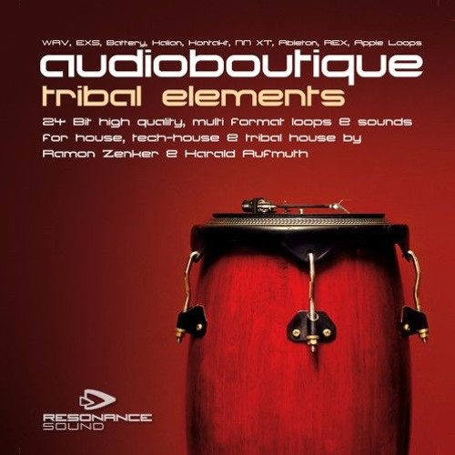 Audio Boutique Tribal Elements MULTIFORMAT