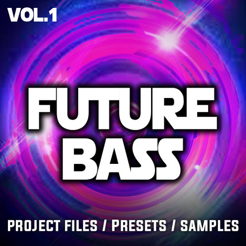 Ultrasonic Future Bass Sample Pack Vol.1 FLP WAV FXB