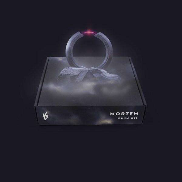 KYOKU Mortem (DRUM KIT) WAV - Freshstuff4you
