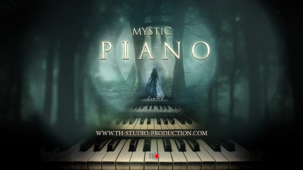 TH Studio Production MYSTIC PIANO KONTAKT LIBRARY